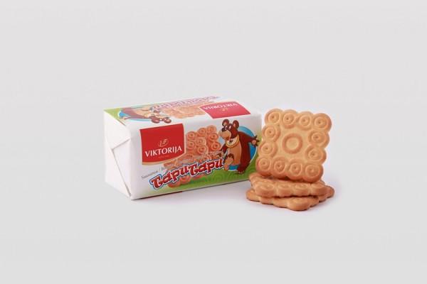 """""""Tapu tapu"""" sugar biscuits with honey"""