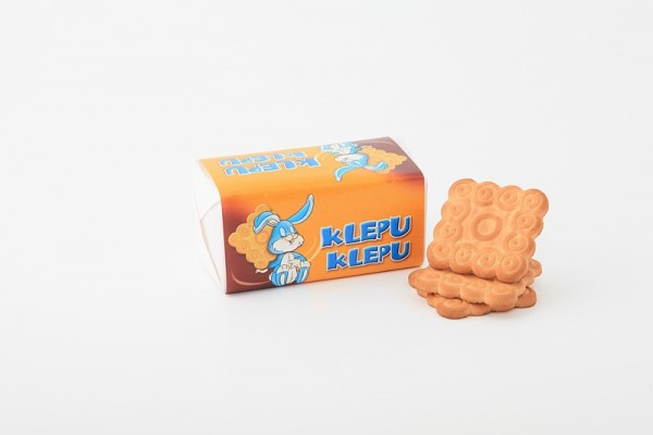 """Kelpu klepu"" sugar biscuits with honey"