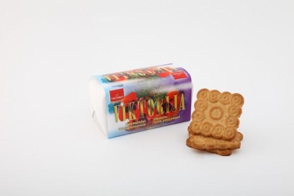"""Viktorija"" sugar biscuits with poppy seeds"