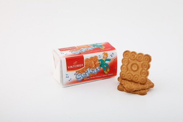 """Šeikas"" sugar biscuits with honey"