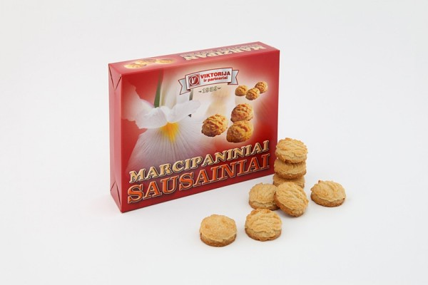 Biscuits with Marzipan