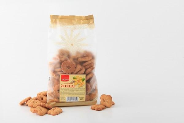 Ванильное печенье «Žiedeliai»