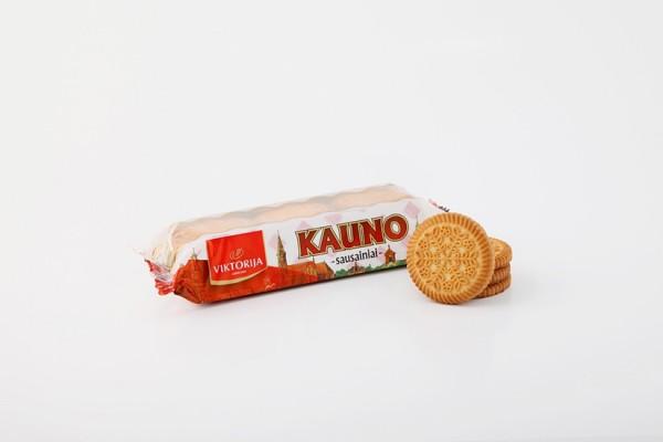 """""""Kaunas"""" sugar biscuits with vanillin"""