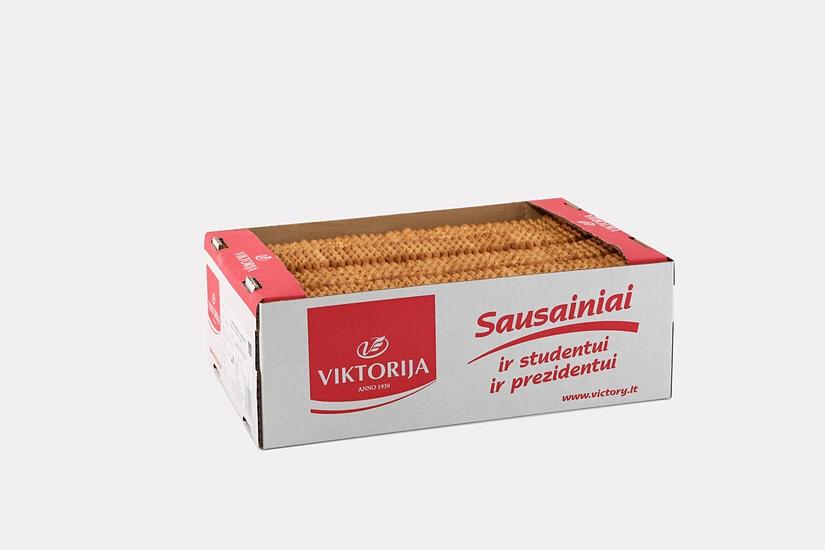 Square - sugar biscuits