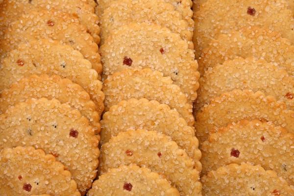 """""""Viktorija"""" sausainiai su tropiniais vaisiais"""