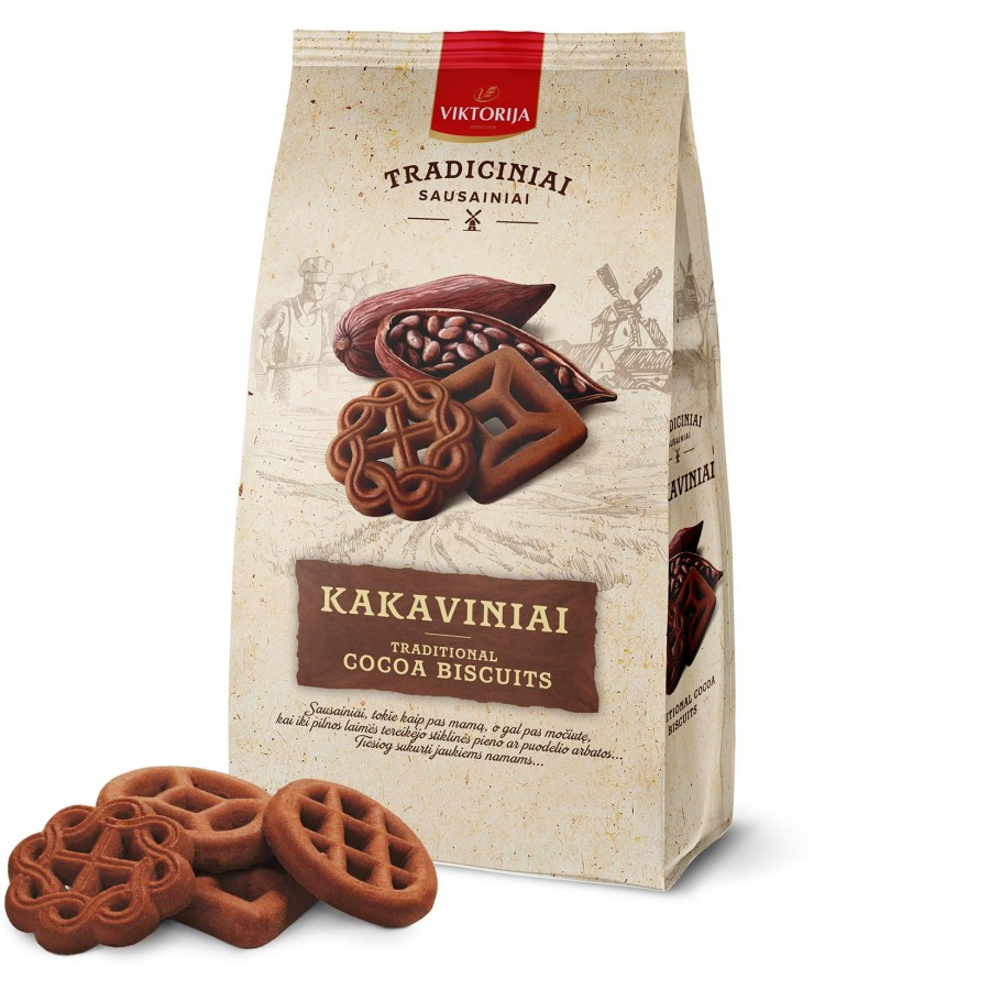 Kakao-Plätzchen