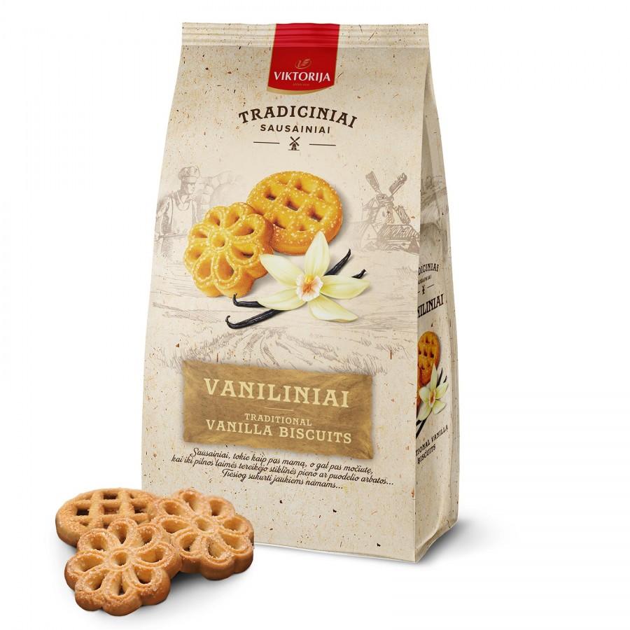 Vaniliniai sausainiai