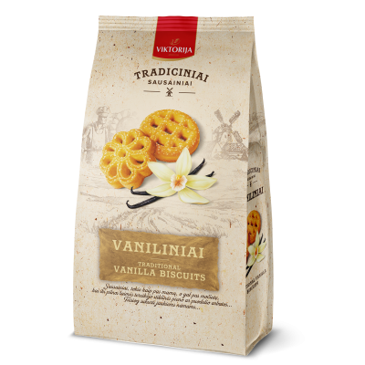 Vanilla biscuits