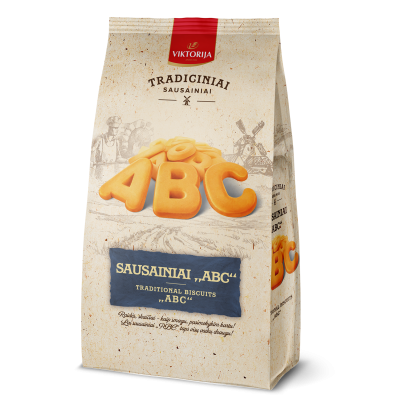 """Biscuits """"ABC"""""""