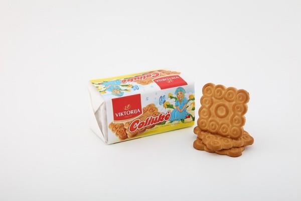 """""""Coliukė"""" sugar biscuits"""