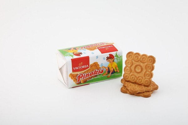 """Pinokis"" sugar biscuits"